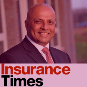 Ashwin Mistry in Insurance Times